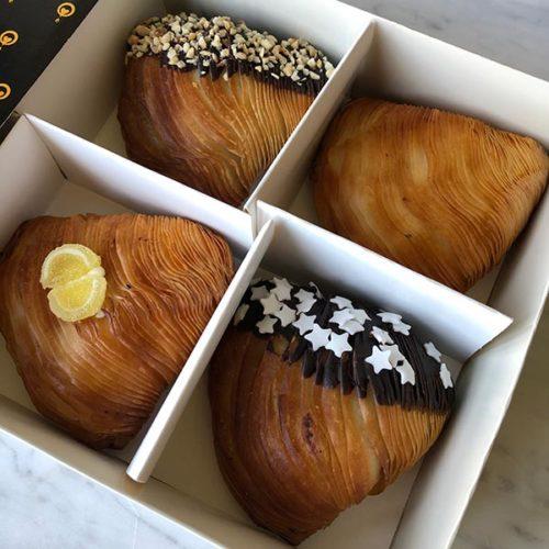 confezione sfogliatelle speciali dolci
