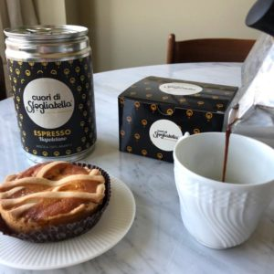 colazione napoletana cuori di sfogliatella