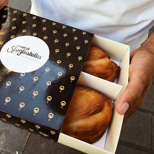confezione sfogliatelle napoletane