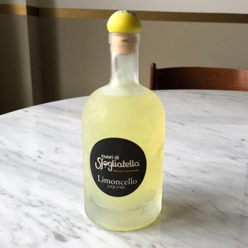 limoncello napoletano