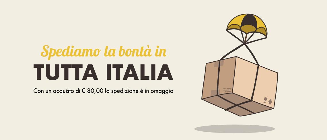 cuori di sfogliatella spedisce in tutta italia