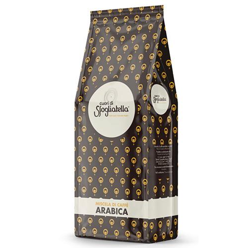 busta caffe in grani misclea arabica cuori di sfogliatella espresso napoletano