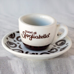 tazzian da caffè cuori di sfogliatella