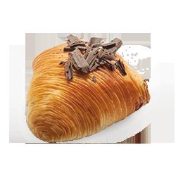 Sfogliatella Riccia al Cioccolato Fondente