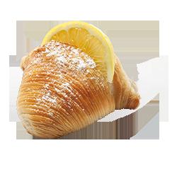 Sfogliatella Riccia al Limone