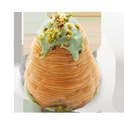 borbonica al pistacchio